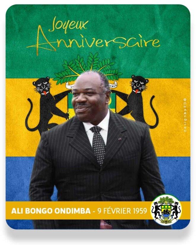 anniversaire bongo ondimba