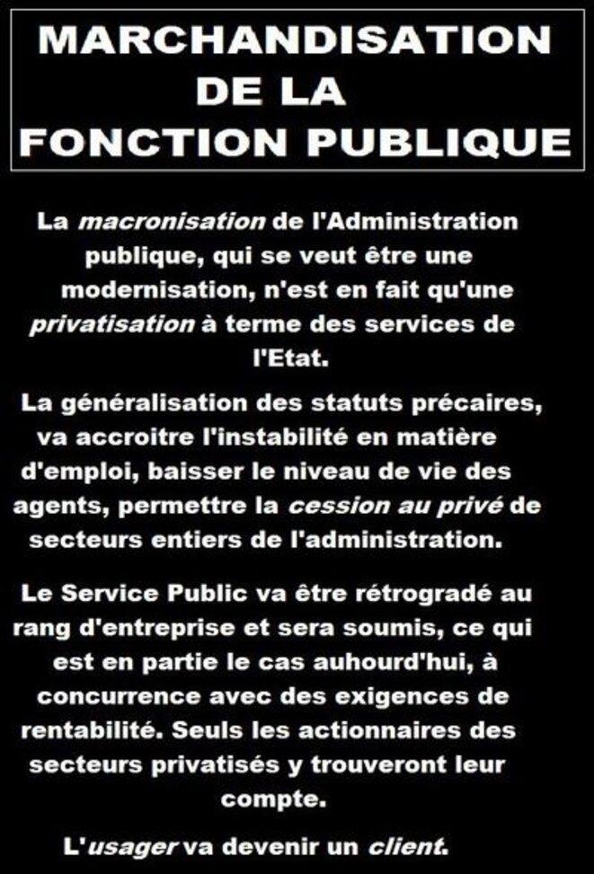marchandisation-de-la-fonction-publique