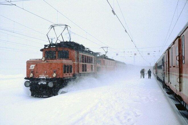 train-neige