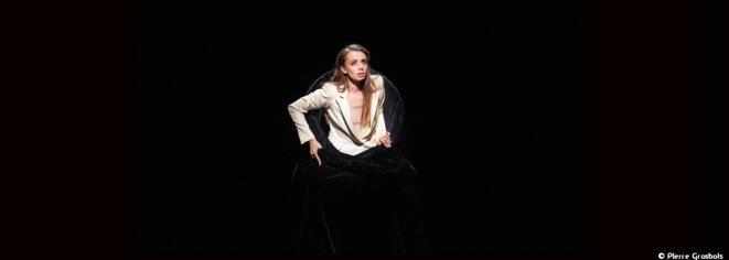 A l'Opéra Comique, Phia Ménard bouscule les convenances dans Et in Arcadia ego © Pierre Grosbois
