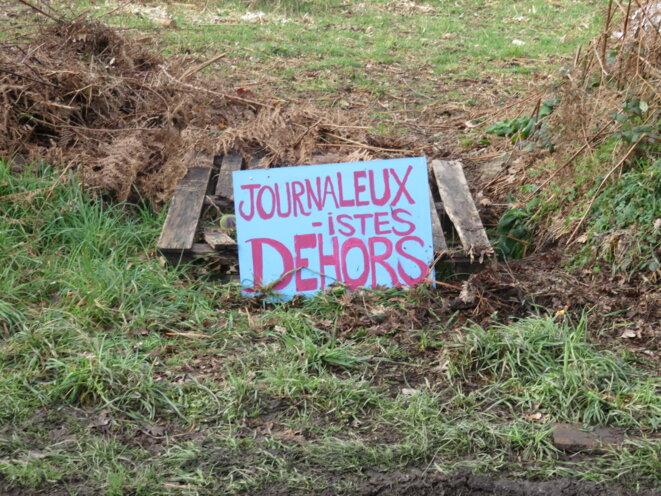 pour les journalistes © VL
