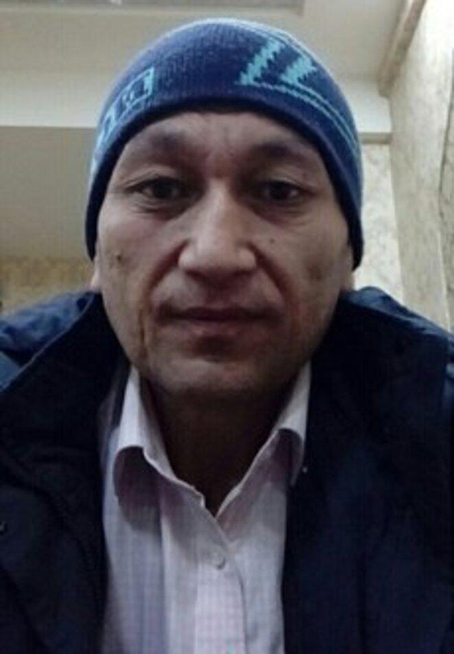 Ömürbek Eli à sa sortie du camps de rééducation © RFA