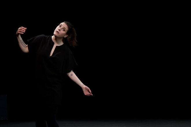 """Tiphanie  Bovay-Klameth, """"D'autres"""", Centre culturel suisse, Paris © Julien Mudry"""