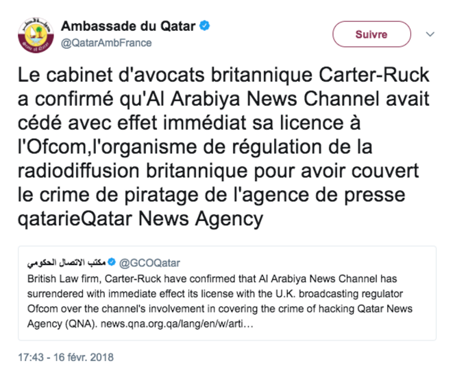 qatar-al-arabiya-fake-news