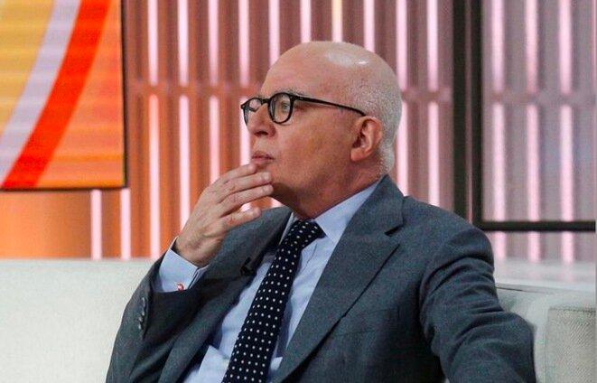 Michael Wolff en un programa de la NBC, el 6 de enero de 2017. © Reuters