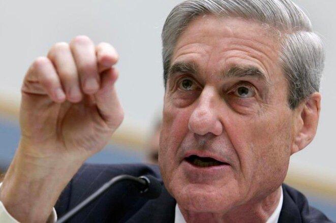 Robert Mueller, cuando era director del FBI, durante una audición en el Congreso en 2013. © Reuters