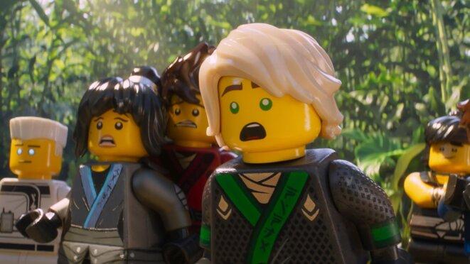 """Lego Ninjago, le film"" de Charlie Bean, Paul Fisher et Bob Logan © Warner Bros."