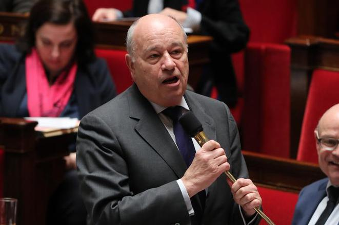 Jean-Michel Baylet, en mars 2016. © Reuters