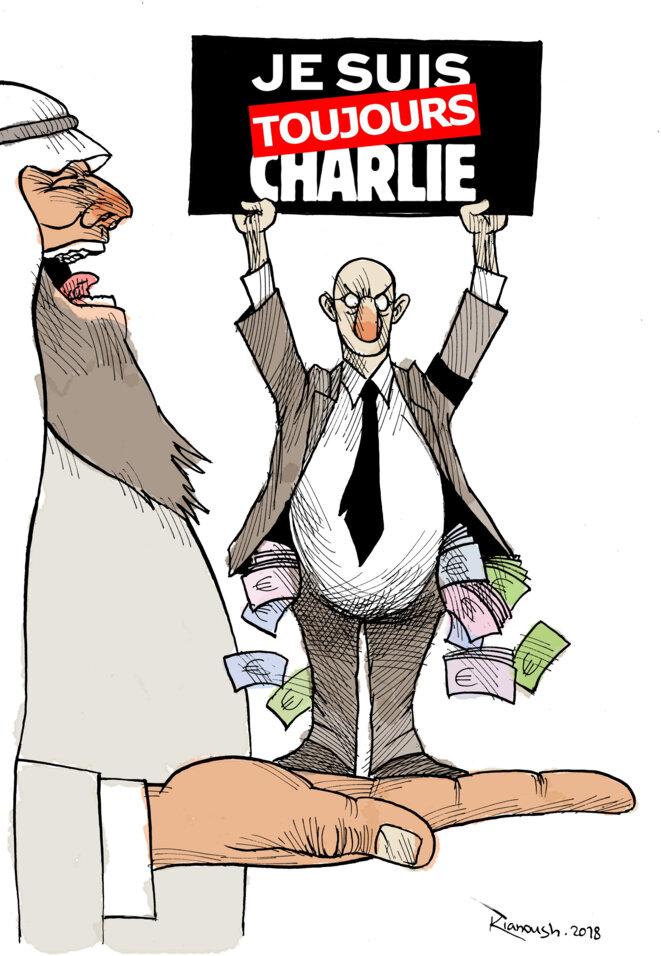 Ils sont toujours Charlie! © Kianoush