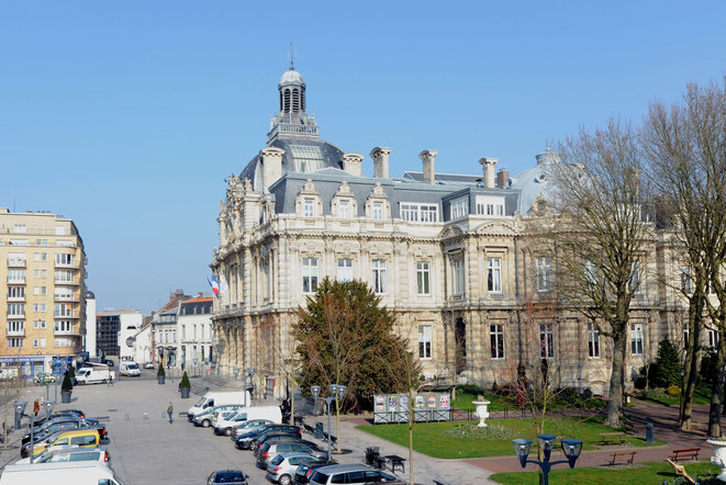 À Tourcoing, 95 000 habitants, le taux de chômage dépasse les 23 %. © www.tourcoing.fr