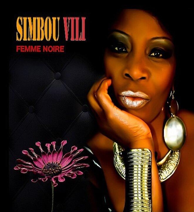 Album femme noire Simbou Vili © Simbou Vili
