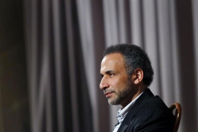 Tariq Ramadan, under investigation for rape and placed in preventive detention. © Reuters