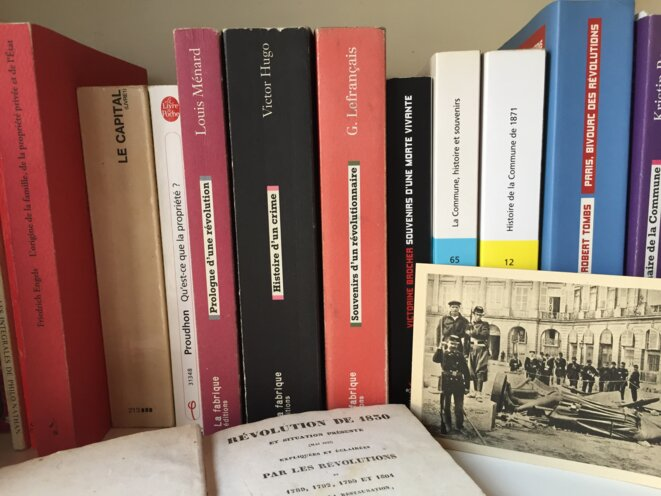 Ma petite bibliothèque rouge