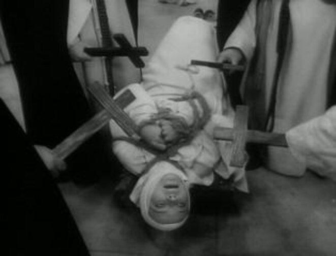 Mère Jeanne des Anges (1961), film inspiré de l'affaire des possédées de Loudun © Jerzy Kawalerowicz