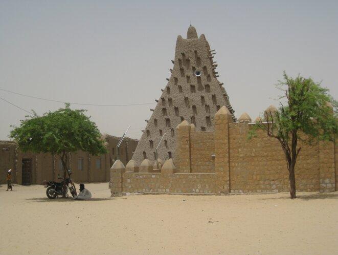 Tombouctou, mosquée, photo ER