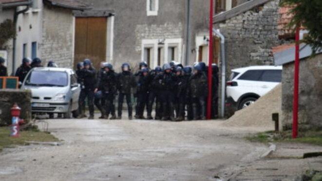 gendarmes-mandres