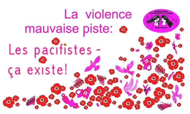 La violence - mauvaise piste! © Souzouhi