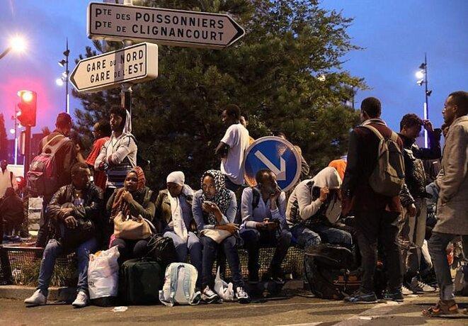 migrants 1 © AFP