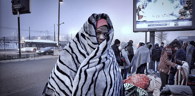 Migrants © AFP