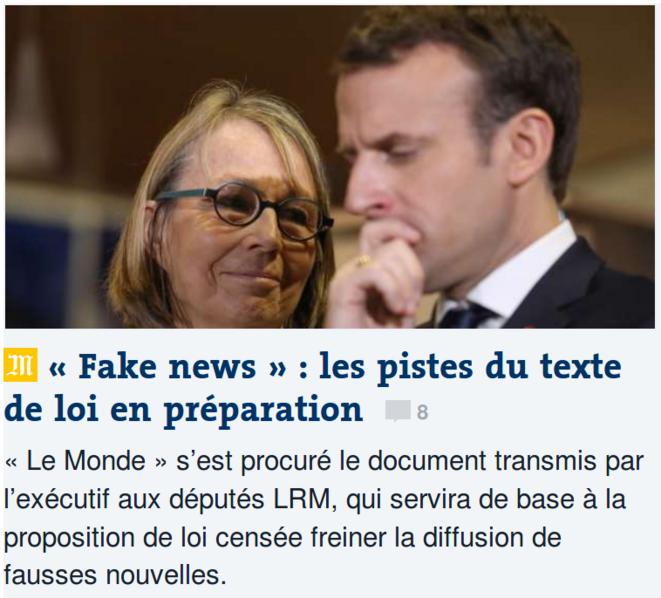 Fake... © melonde.fr