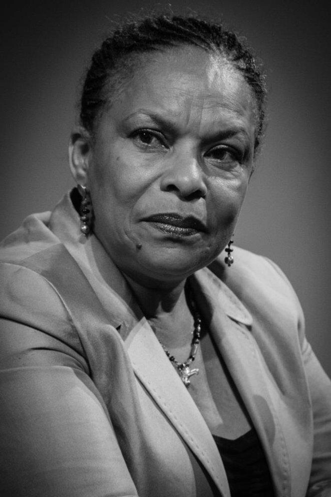 Madame Christiane TAUBIRA, ancienne garde des sceaux, ministre de la Justice © Wikipedia