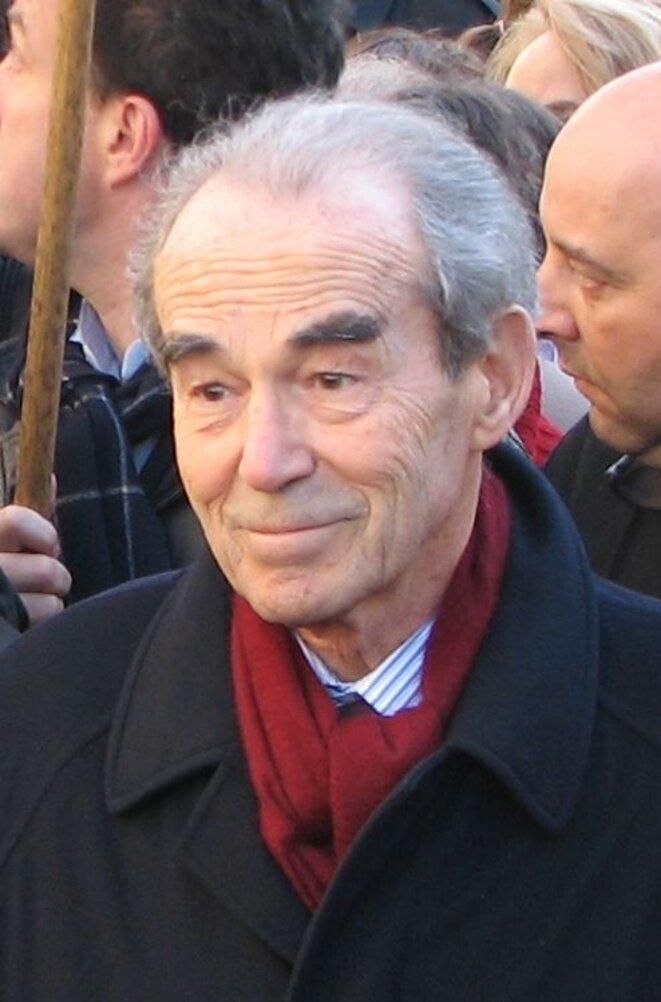 Monsieur Robert BADINTER, ancien garde des sceaux, ministre de la Justice © Wikipedia