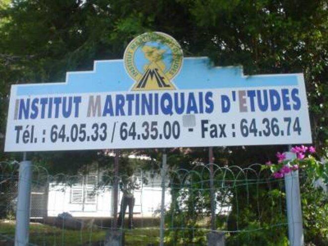 L'Institut Martiniquais d'Études (IME)
