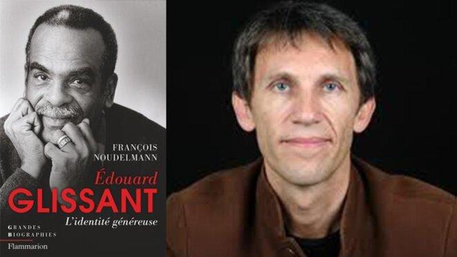 Édouard Glissant/François NOUDELMANN. Montage Raphaël Confiant