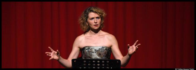 A la MC93, Rafael Spregelburd met en scène avec humour et un brin de cynisme la Fin de l'Europe © Tristan Jeanne-Valès