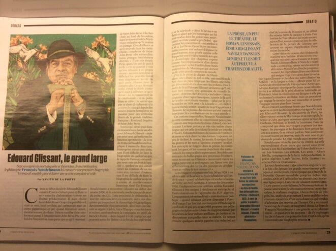 L'article de Xavier De La Porte. L'OBS du 8 mars 2018.
