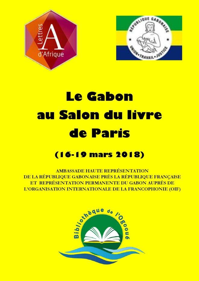 France le gabon au salon du livre de paris le club de - Le salon du livre paris ...