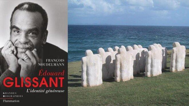 Le Mémorial du Cap 110, Anse Caffard. Le Diamant.Martinique.