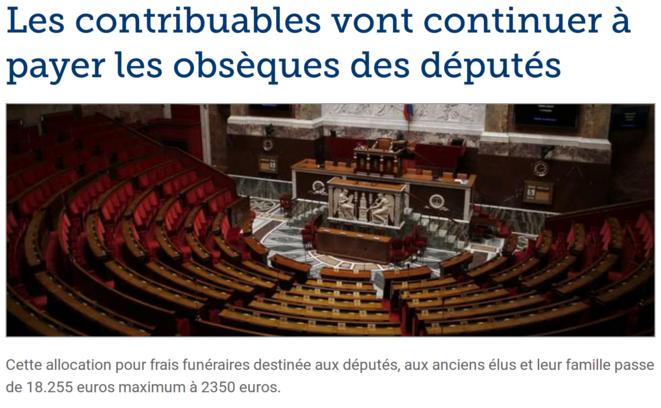 http://www.lefigaro.fr/actualite-france/2018/03/17/01016-20180317ARTFIG00065-les-contribuables-vont-continuer-a-payer-les-obseques-des-deputes-mais-un-peu-moins.php