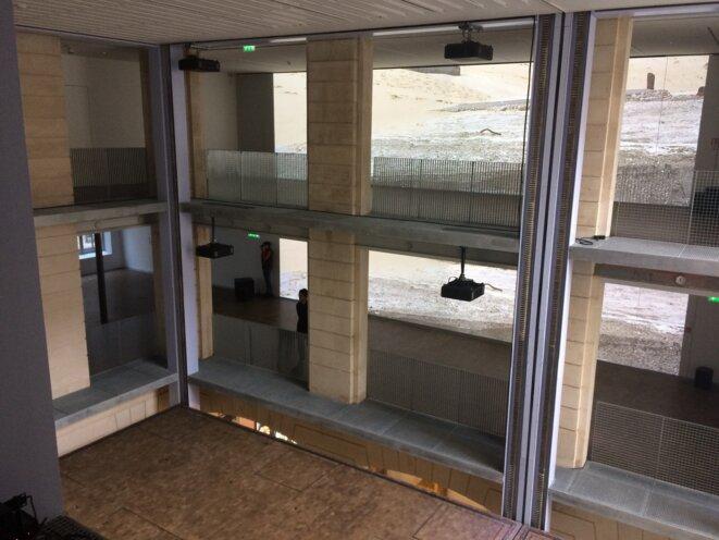 Fondation Lafayette Anticipation, entre deux plateaux