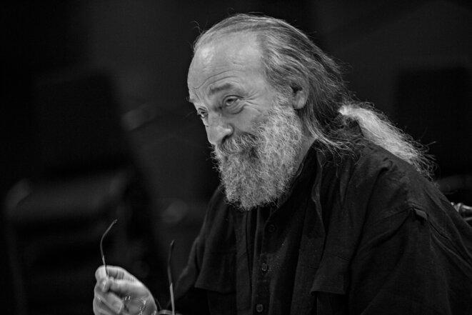 Anatoli Vassiliev pendant les répétitions © Jean-Louis Fernandez