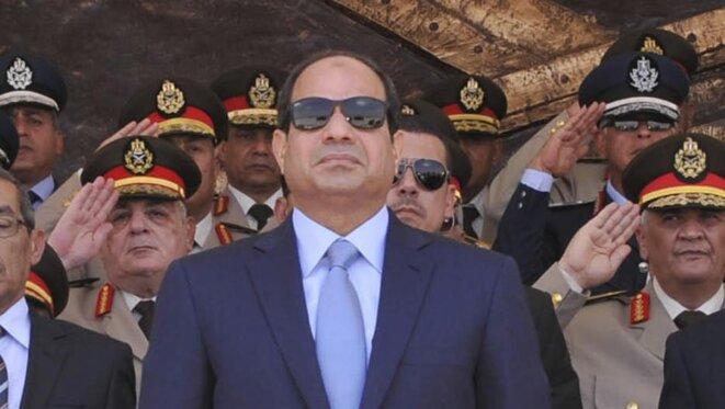 Le président égyptien Abdel Fatah al-Sissi, en juin 2014 © Reuters