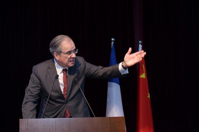 Maurice Gourdault-Montagne, l'actuel secrétaire général du Quai d'Orsay. © DR