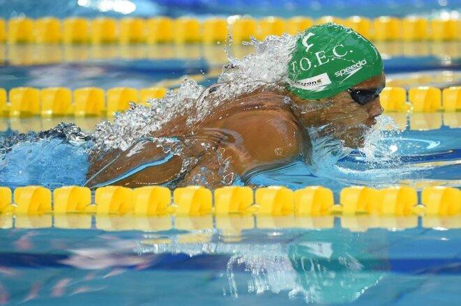 Ganesh Pedurand, ancien nageur, 4 fois champion de France