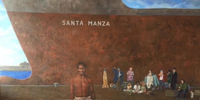 Maurice Maubert - Santa Manza
