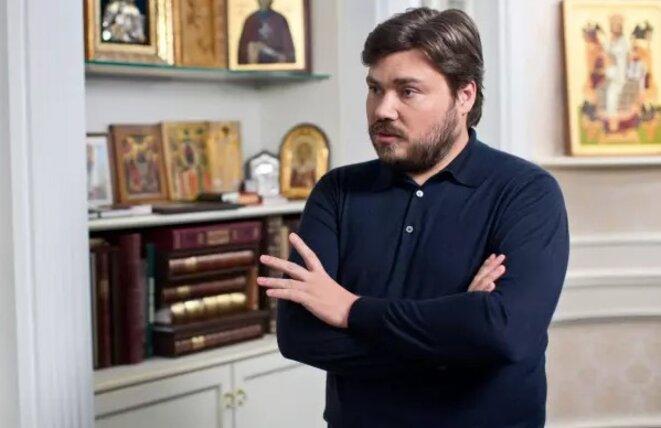 Konstantin Malofeev.