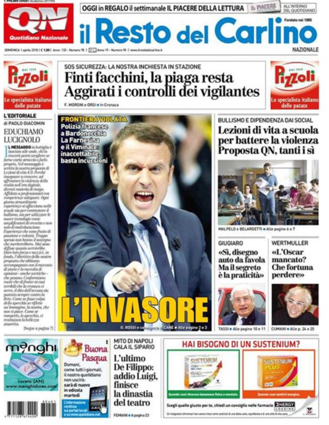 presse italienne