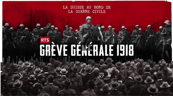 Capture d'écran sur le site de la RTS, mars 2018