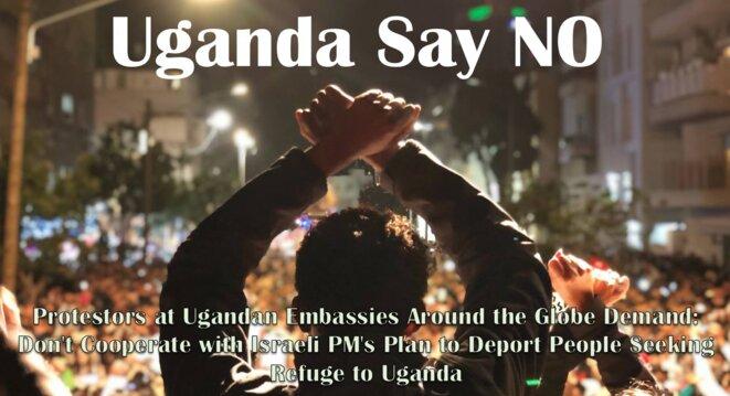 #UgandaSayNO © #UgandaSayNO