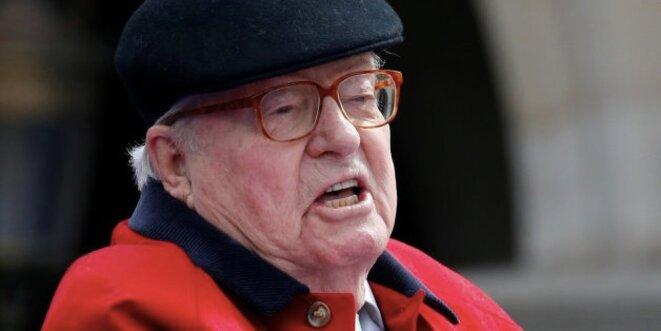 Jean-Marie Le Pen © Reuters