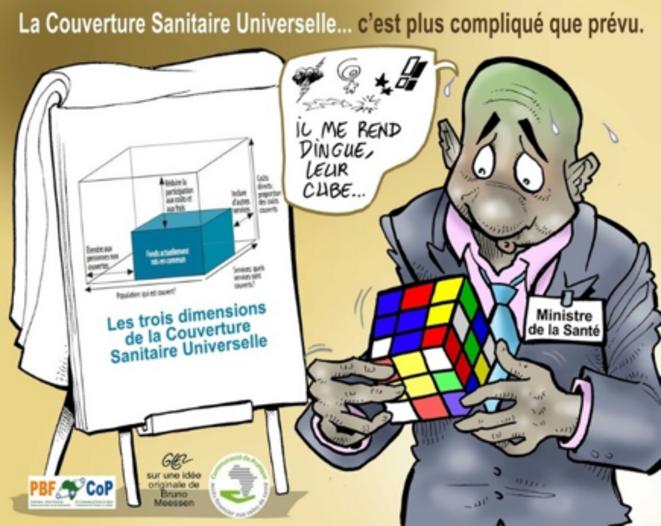 Complexité de la couverture sanitaire universelle