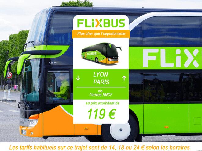 Flixbus - Plus chr que l'opportunisme!