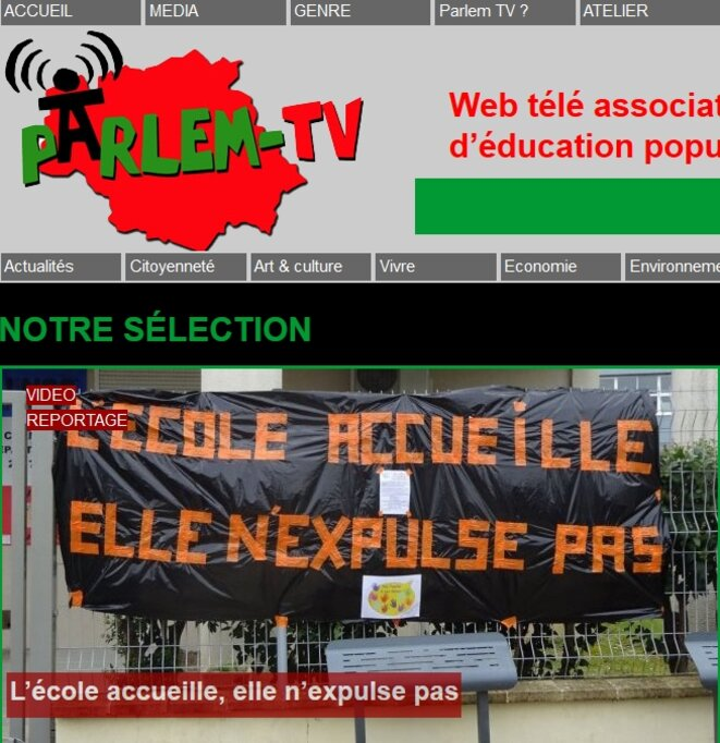 Site de Parlem-Tv