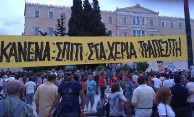 Il y a besoin d'un large mouvement unitaire citoyen