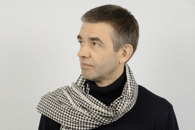 Philippe Lançon. © C. Hélie/ Gallimard