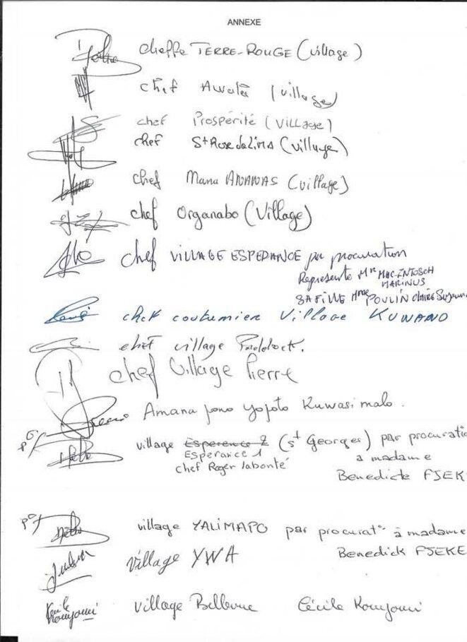 Autorité coutumières de Guyane VS Institut de Recherche Dévellopelent (IRD) 2/2.